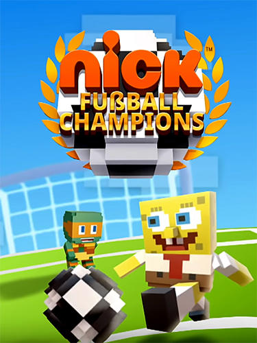 Sponge Bob soccer screenshots