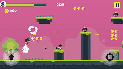 Jetpack shooter para Android