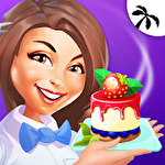 Bake a cake puzzles and recipes icono