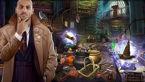 Fantastic beasts: Cases from the wizarding world для Android