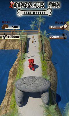 Arcade Dinosaur Run – Race Master für das Smartphone