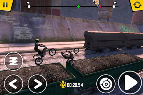Trial Xtreme 4 für iPhone