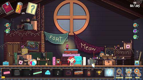 d'arcade: téléchargez Fort meow sur votre téléphone