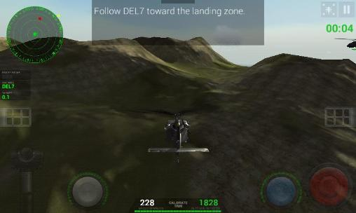 Helicopter sim pro для Android