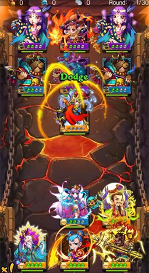 The war of demons for Android