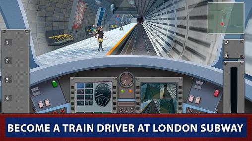 London subway train sim 2017 für Android