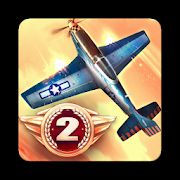 Иконка Sky gamblers: Storm raiders 2