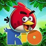 Angry Birds Rio ícone