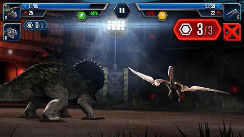 Jurassic world: The game for iPhone