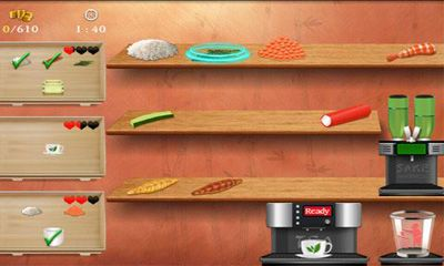 Sushi Bar captura de pantalla 1