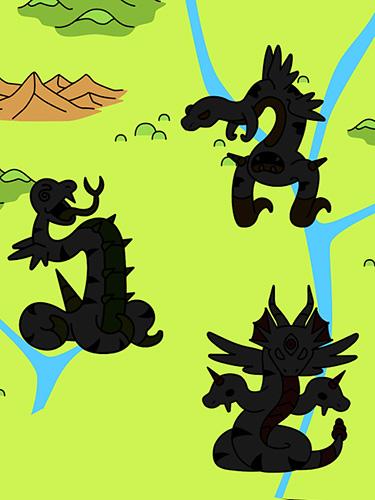 Arcade Snake evolution: Mutant serpent game für das Smartphone