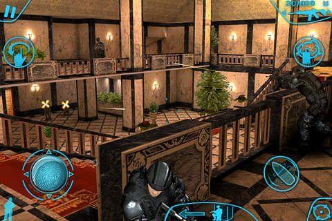 Tom Clancy's Rainbow six: Shadow vanguard для Айфону