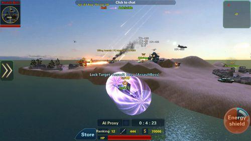 Multiplayerspiele: Lade Assault Corps 2 auf dein Handy herunter