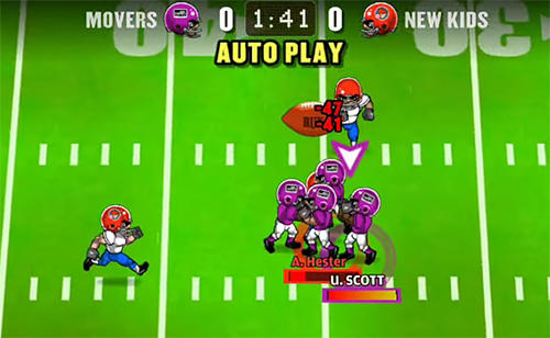 Football heroes online für Android