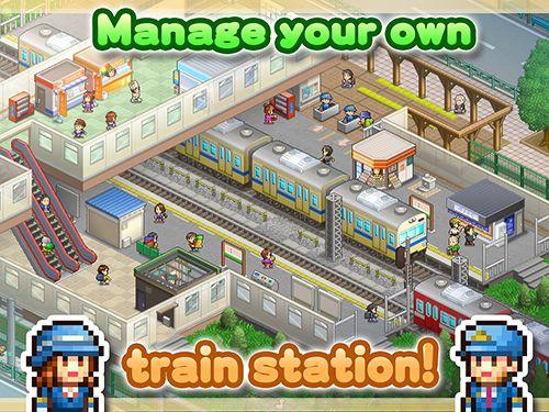 Стратегии: скачать Station manager на телефон