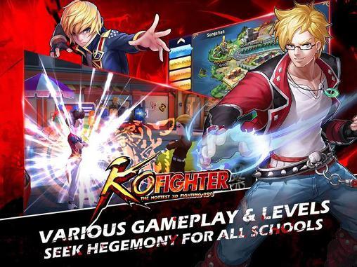 Onlinespiele KO fighter: The hottest 3D fighting RPG auf Deutsch