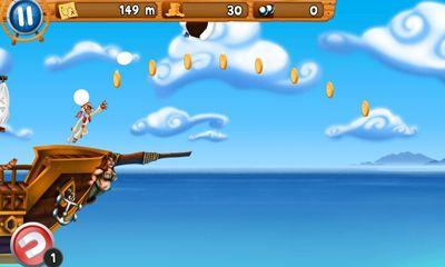 Bounty Monkey captura de tela 1