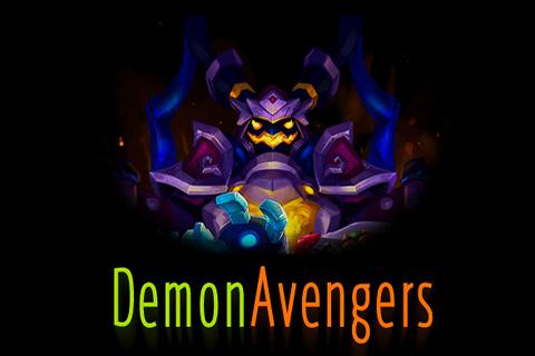 logo Demonios Vengadores