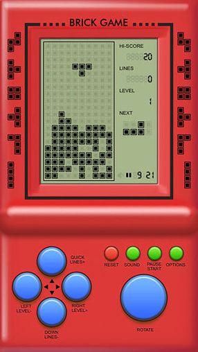 Tetris clásico para iPhone gratis