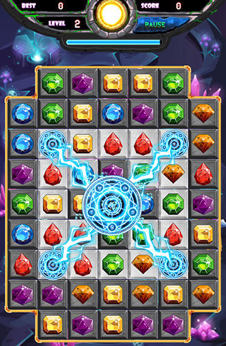 Jewels deluxe 2018: New mystery jewels quest für Android