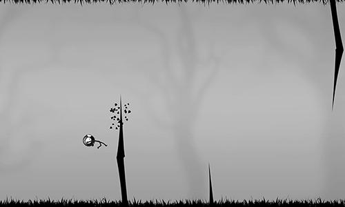 Screenshot Stickman: Waldschwung auf dem iPhone