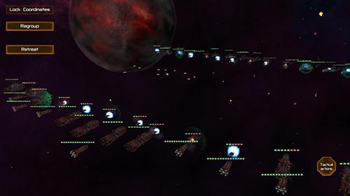 Falling stars: War of empires screenshot 1