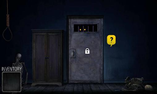 Abenteuer-Spiele Escape fear house 2 für das Smartphone
