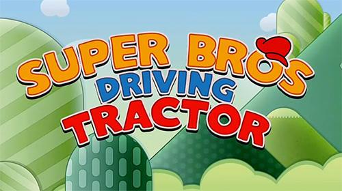 Classic super bros driver: Best truckerіконка