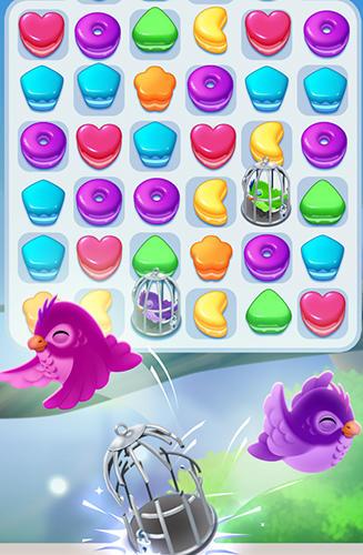 Gummy land Screenshot