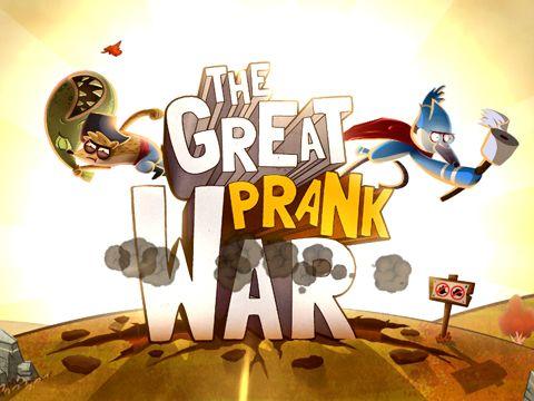 logo Der große Streich Krieg