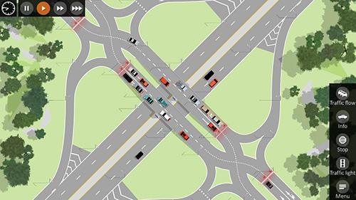 Intersection controller screenshot 2