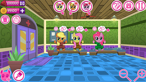 My little pony: Hospital für Android