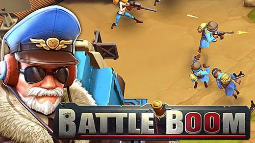 Battle boom Screenshot