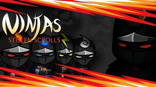 Ninjas: Stolen scrolls screenshot 1