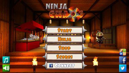 Arcade: Lade Ninja-Durcheinander auf dein Handy herunter