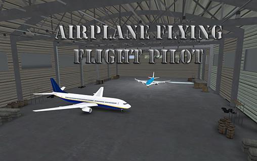 Airplane flying flight pilot Screenshot