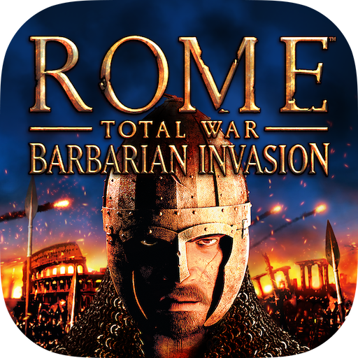 ROME: Total War - Barbarian Invasion icon