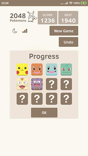 2048 Pokemons for Android