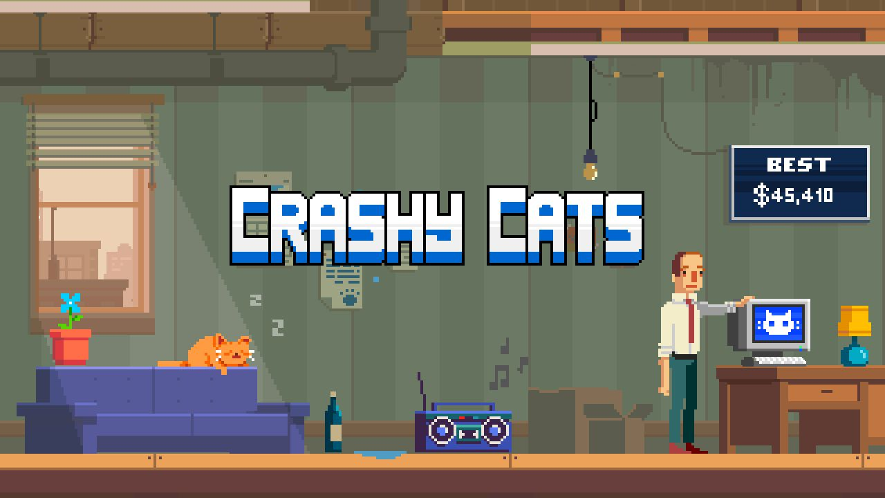 Crashy Cats скріншот 1