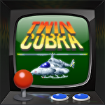 Twin cobra icône