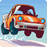 Built for speed: Racing online Symbol