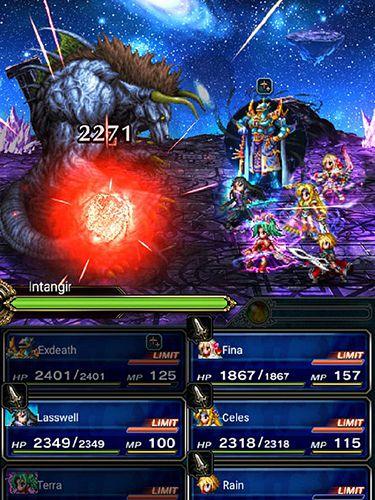 Final Fantasy: Brave Exvius auf Deutsch