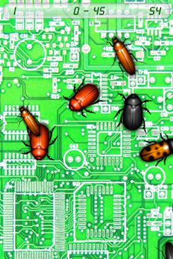 Давилка жуков для iPhone бесплатно