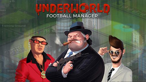 Underworld football manager скріншот 1
