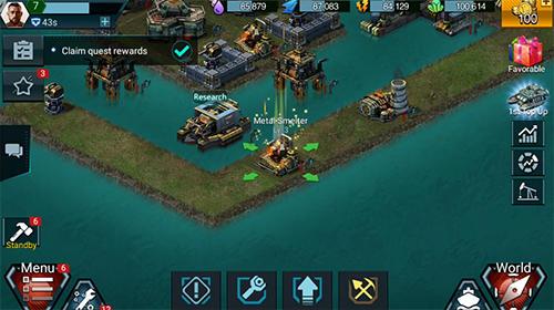 Seacraft: Guardian of Atlantic para Android