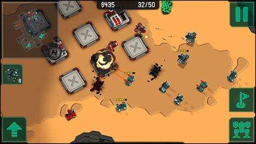 Onlinespiele: Lade Mechcom 2 auf dein Handy herunter