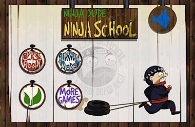 logo AnfängerNinja: Ninja Schule
