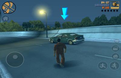 Экшены (Action): скачайте Великий угонщик авто 3 на свой телефон