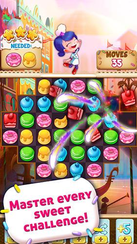 Cupcake mania: Philippines für Android