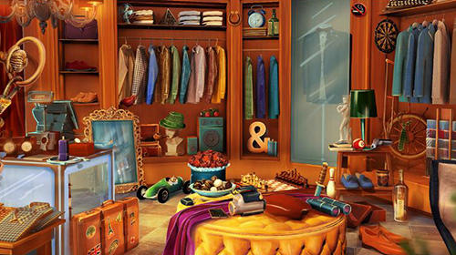 Hidden objects: Fashion store für Android